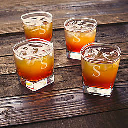 Cathy's Concepts Rocks Whiskey Glasses (Set of 4)