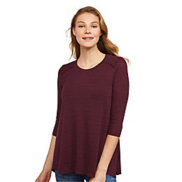 Motherhood Maternity® Jessica Simpson Side Access Nursing Top