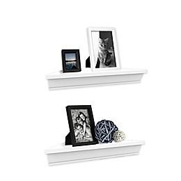 SALT™ 2-Piece Corner Shelf Set