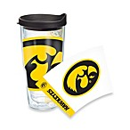 Tervis® University of Iowa Hawkeyes 24 oz. Wrap Tumbler with Black Lid