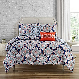 C. Wonder Artistic Geo 5-Piece Reversible Comforter Set