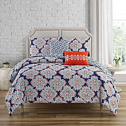 C. Wonder Artistic Geo 5-Piece Reversible Comforter Set