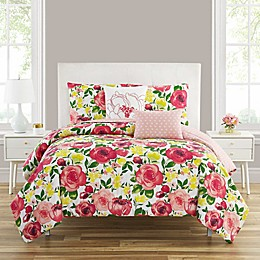 C. Wonder Berenice 5-Piece Reversible Comforter Set