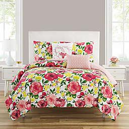 C. Wonder Berenice 5-Piece Reversible Comforter Set