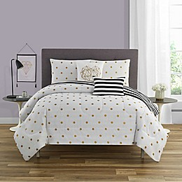 C. Wonder Glam 5-Piece Reversible Comforter Set
