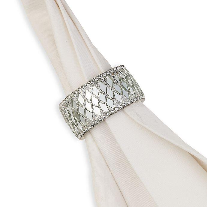 Alternate image 1 for Bling Bling Napkin Ring