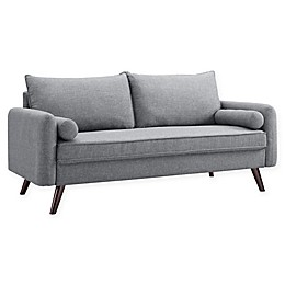 Lifestyle Solutions® Cannyon Loveseat in Grey