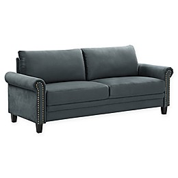 Lifestyle Solutions® Gateway Sofa in Charcoal