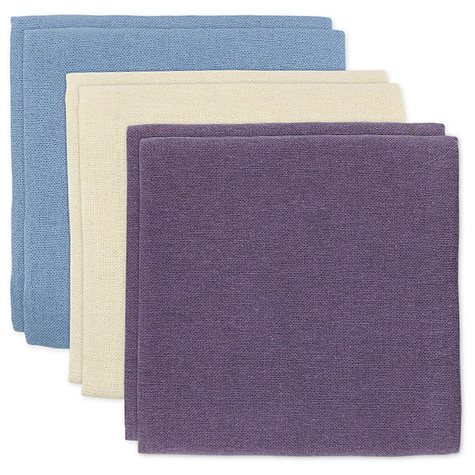 MU Kitchen™ Skyline Flour Sack Dish Towels (Set of 6) | Bed ...