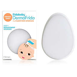 Fridababy® DermaFrida Flake Fixer Replacement Sponges (Set of 3)