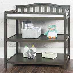 Child Craft™ Forever Eclectic™ Arch Top Changing Table in Dapper Grey