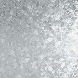 RoomMates® Etched Glass StickShades Window Film