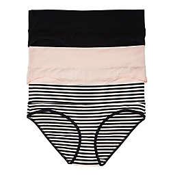 Motherhood Maternity® 3-Pack Maternity Fold-Over Underwear Set
