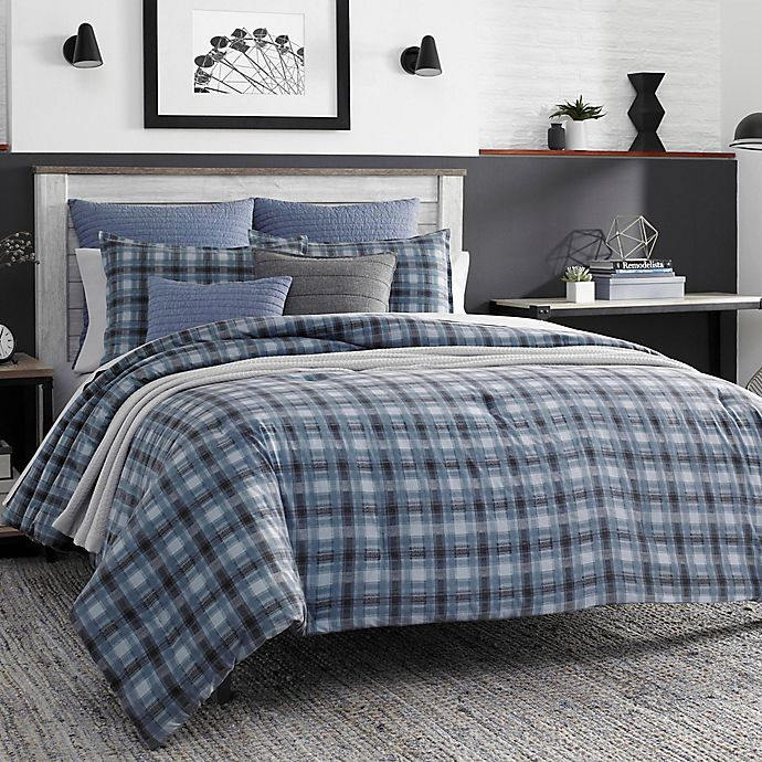 Alternate image 1 for Nautica® Pinecrest Duvet Cover Set