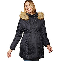 Motherhood Maternity® 3-in-1 Maternity Puffer Coat