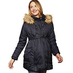Motherhood Maternity® 3-in-1 Maternity Puffer Coat