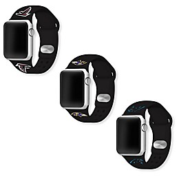 NFL Apple Watch® Short Silicone Band Collection