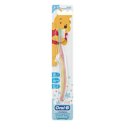 Oral-B® Winnie the Pooh Baby Toothbrush