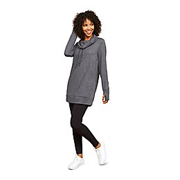 Motherhood Maternity® Sweatshirt Dress in Grey