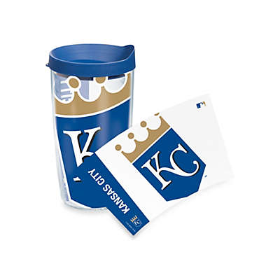 Tervis® Kansas City Royals 16-Ounce Colossal Wrap Tumbler with Blue Lid