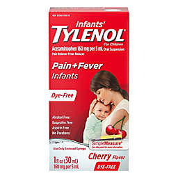 Tylenol® Infants 1 fl. oz. Pain Reliever and Fever Recuer Liquid in Cherry