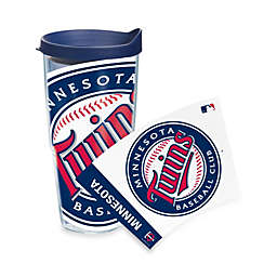 Tervis® Minnesota Twins 24-Ounce Wrap Tumbler with Blue Lid
