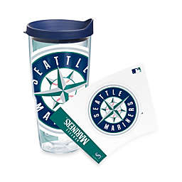 Tervis® Seattle Mariners 24-Ounce Wrap Tumbler with Blue Lid