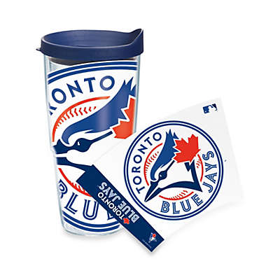 Tervis® Toronto Blue Jays 24-Ounce Wrap Tumbler with Blue Lid