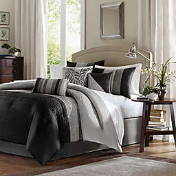 Madison Park Amherst California King 7-Piece Comforter Set