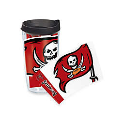 Tervis® Tampa Bay Buccaneers 16-Ounce Wrap Tumbler with Black Lid