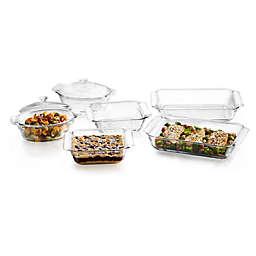 Libbey® Glass Baker's Premium 8-Piece Baking Dish Set