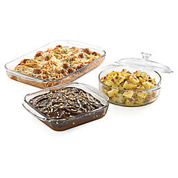 Libbey® Glass Baker's Premium Bakeware Collection