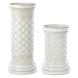 Lenox® Global Tapestry™ Pillar Candle Holder