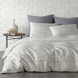 Levtex Home Belvedere 3-Piece Full/Queen Duvet Cover Set in Cream
