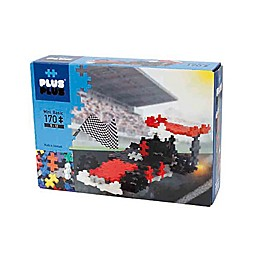 Plus®-Plus 170-Piece Race Car Construction Playset