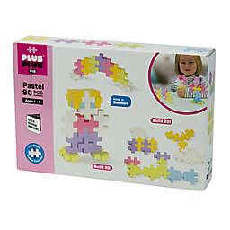 Plus®-Plus BIG 90-Piece Pastel Construction Playset