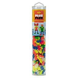 Plus®-Plus 240-Piece Neon Color Mix Building Set