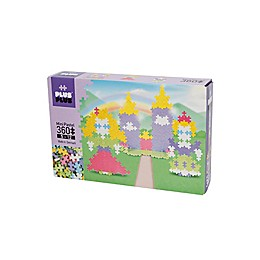 Plus®-Plus 360-Piece Princess's Castle Building Set