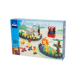 Plus®-Plus 760-Piece Zoo Building Set