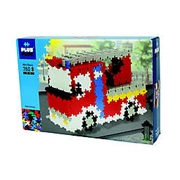 Plus®-Plus 760-Piece Fire Truck Building Set