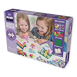 Plus®-Plus 402-Piece Learn-To-Build Construction Set