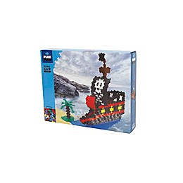Plus®-Plus 1060-Piece Pirate Ship Building Set