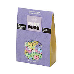 Plus®-Plus 300-Piece Pastel Assortment Building Set