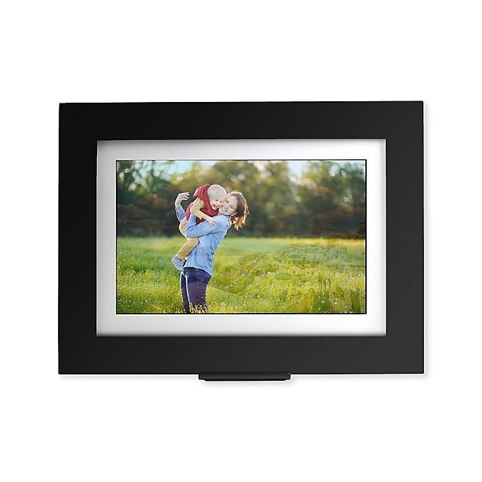 Alternate image 1 for Brookstone® PhotoShare Friends and Family Smart Frame