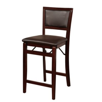 Padded Folding Stool Bed Bath And Beyond Canada