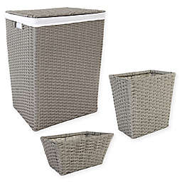 .ORG™ Poly-Rattan Hamper and Basket Collection
