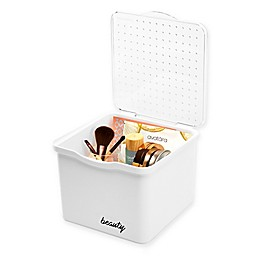 madesmart® Small Stacking Bin in White