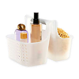 madesmart® Shower Caddy in Frost