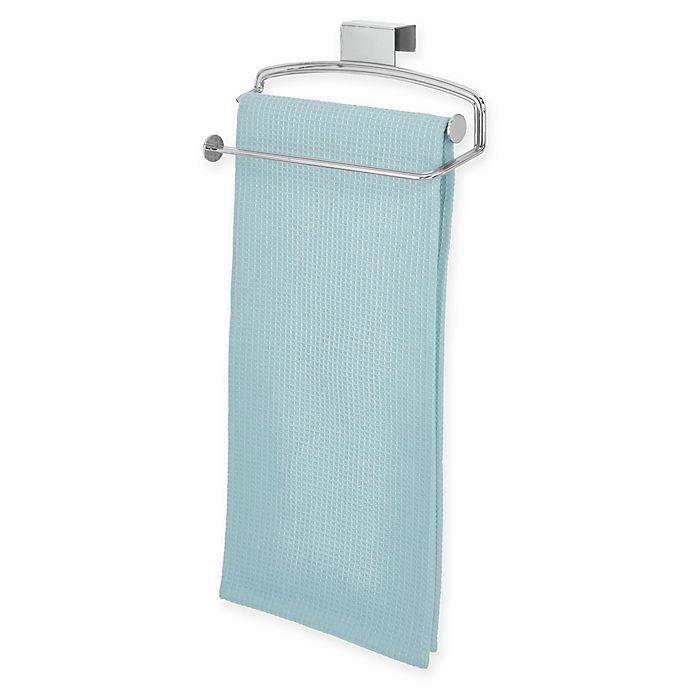 Alternate image 1 for SALT™ Over-the-Cabinet Chrome Double Towel Bar