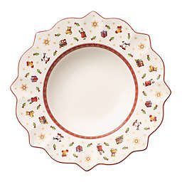Villeroy & Boch Toy's Delight Rimmed Soup Bowl in White
